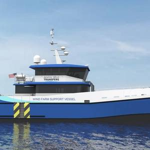 AWT, Blount, Chartwell Sign Offshore Vessel Deal