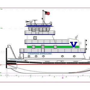 Vane Bros. Orders Four New Tugs from Chesapeake