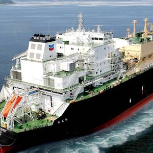 Chevron in LNG Supply Deal with GS Caltex