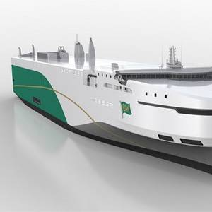 Wallenius Orders Up to Six LNG-fueled Car Carriers