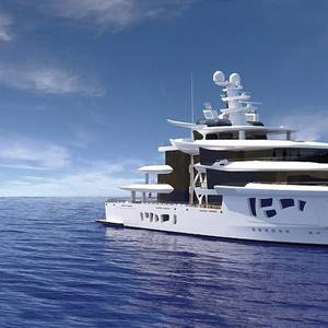 "Superyacht ARTEFACT: A real ""arte factum"""