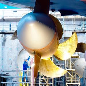 Genting Taps ABB to Propel next-gen Cruise Ships