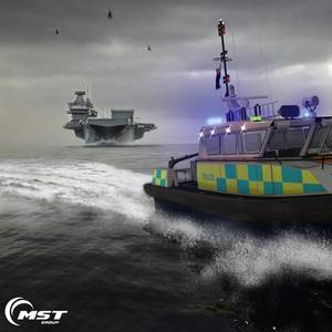 UK Ministry of Defense Police Orders 18 High-speed Patrol Boats
