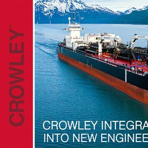 Jensen Maritime Fully Integrated into Crowley