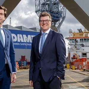 Heesters to Lead New Damen Shiprepair & Conversion Management Team