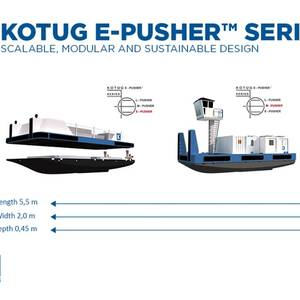 KOTUG Invests in the Future, Launching Inland Shipping Unit