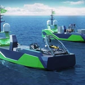 Autonomy: Inside the Building of Ocean Infinity's Armada Fleet