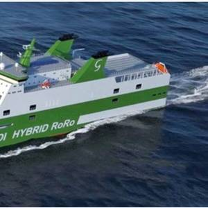 Kongsberg to Power Grimaldi's Nine New RoRos