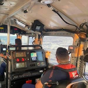 U.S. Coast Guard Suspends Search for 10 Missing Cuban Migrants