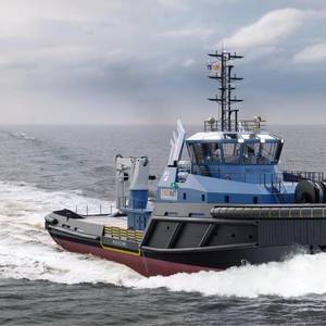 Construction of Multipurpose Vessel for Smit Lamnalco Starts in Turkey