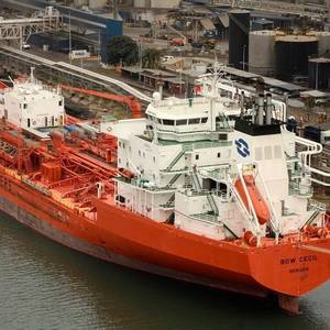 South Africa to Have First Chemical Tanker Ship