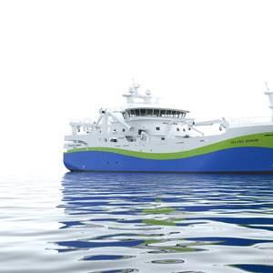 Selvåg Senior: New LNG-Powered Purse Seiner/Trawler cuts GHG 42%