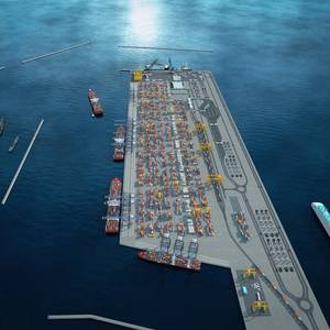 VIDEO: Port of Gdynia Construction Project Moving Forward