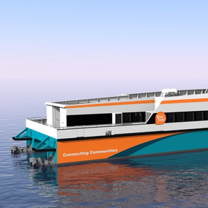 BMT Inks Deal for Kitsap Fast Ferry