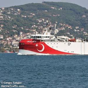 Turkey Slams Greek Claim Over Mediterranean Seismic Survey