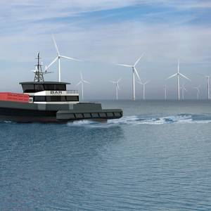Chartwell, BAR Working on Next-Gen Offshore Crew Transfer Vessels