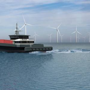 ABS Grants AiP for Crew Transfer Vessel for U.S. Offshore Wind Ops