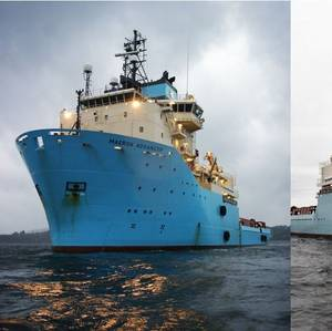 Maersk Supply Service Sells Two 2004-built AHTS Vessels