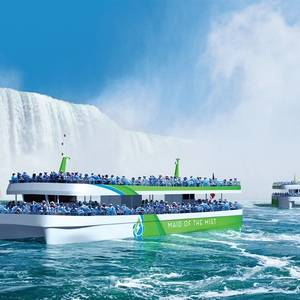 All-Electric: ABB Powers Niagara Tourist Boats