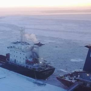 Mammoet Lands its 'Biggest Ever' Contract at Arctic LNG 2 Project