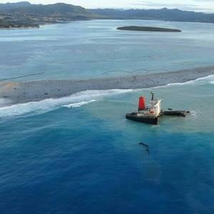 Wakashio Bulk Carrier Deviated from Shipping Lane before Mauritius Impact