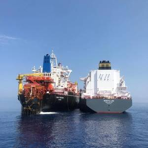 OLT Offshore's FSRU Toscana Receives 100th LNG Cargo