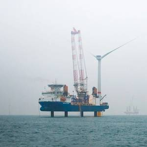 Belgium: Northwester 2 Offshore Wind Farm Complete