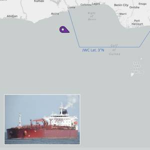 Report: Pirate Attack on Oil Tanker Thwarted Off Ghana