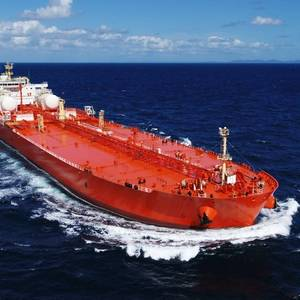 Samsung Heavy Scores $209M Order for Two LNG-Fueled VLCCs