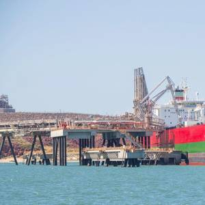 Woodside, Trafigura Load First Carbon Offset Condensate Cargo at Pluto LNG