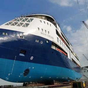 Ocean Explorer Expedition Cruise Vessel Launched