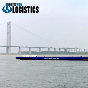 United Wind Logistics' New Deck Carrier Delivered in China