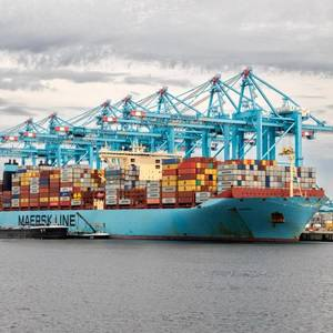 Maersk to Stop Taking Solid Waste Shipments to China