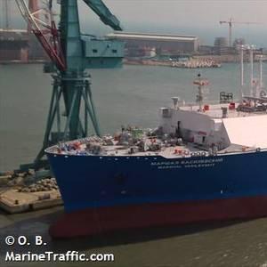 Russian Gas Tanker to Lift U.S. LNG