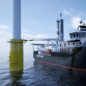 Crowley, ESVAGT Partner to Service the US Offshore Wind Industry