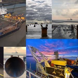 VLCV BV Completes Borssele Cable Project