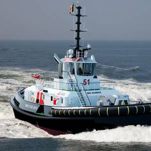 Port of Antwerp Orders Two Tugs from Damen