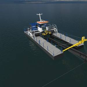 Argentinian Shipyard to Build First Domestically Produced Dredger