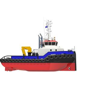 Ports of Jersey Orders Damen Workboat