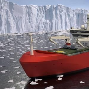 Australia Orders Antarctic Supply Research Vessel