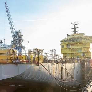 Eidsvaag Converts PSV to Fish Feed Carriers