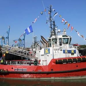 Kotug Smit Towage Takes Four Damen Tugs into Service