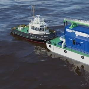Damen Intros BWPF Barge
