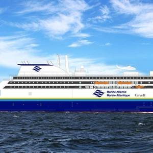 Deltamarin Inks Deals for Three RoPax Ships