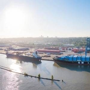 DP World Buys North American Terminal