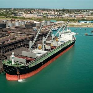 Eagle Bulk Adds Hong Kong Eagle to Fleet