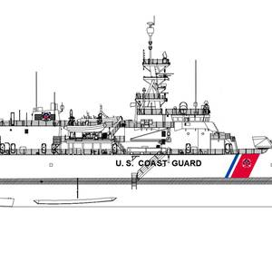 Eastern Gets Green Light to Build Second Offshore Patrol Cutter
