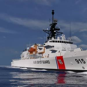 Eastern Lays Keel for Second Offshore Patrol Cutter