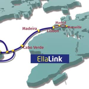 EllaLink Begins Marine Route Survey
