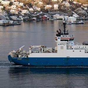 EMGS Bags Norwegian Barents Sea Survey